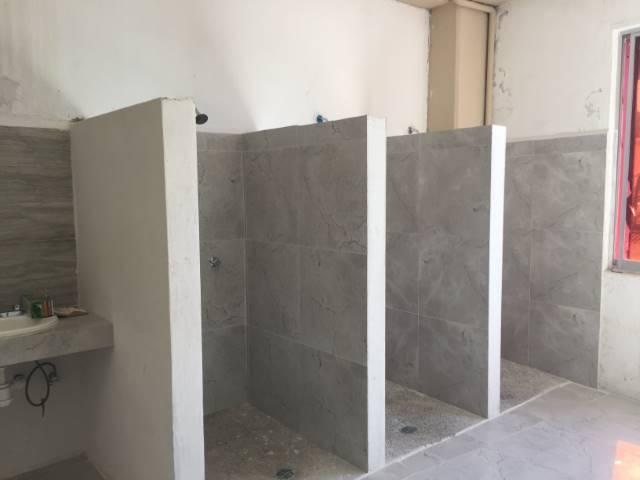 Restroom-shower Remodel update
